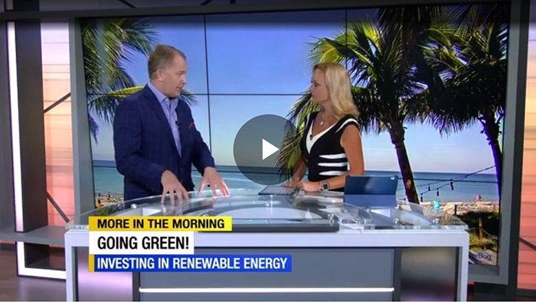 Andy Hill - Going green: Should you invest in renewable energy?